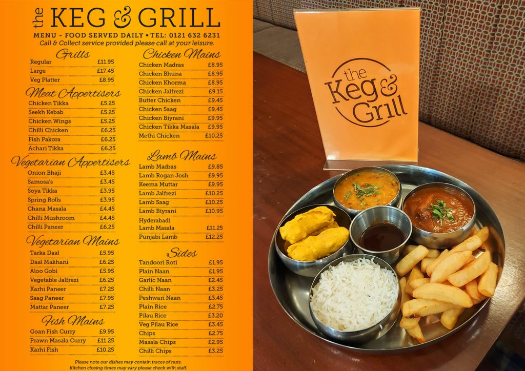 The Keg And Grill
